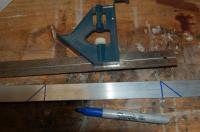 Air Deflector Fabrication