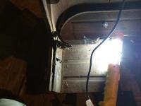 Removing fender from fender well