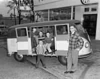 PGSG Southern Motor Imports, Montgomery, Alabama ... November 1957