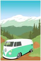 VW Bus Art 2