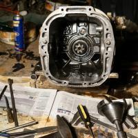 Syncrogreg broken mainshaft