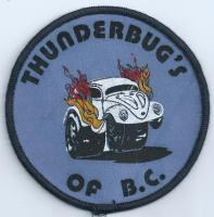 The Thunderbugs...