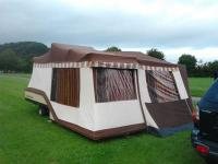 Combi Camp trailer