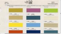 Ravenna Green paint code color
