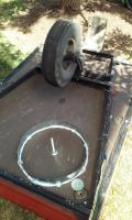 allstate spare tire storage