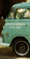 Redwood Cleaners logo