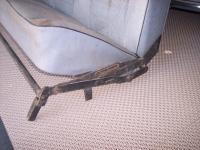 Vanagon Back seat