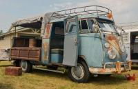Humbugs VW Show 2015 Double cab