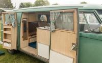Humbugs VW Show 2015 Prize winning  1965 Riviera Camper