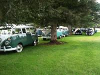 Nor Cal Vintage VW & Porsche Treffen