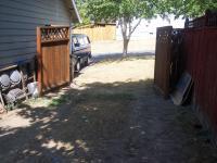 outdoor garage