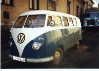 '54 Barndoor Standard, VIN #54522