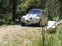 Hometown Herbie goes camping.