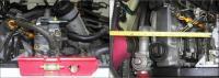 TDI Engine mounting