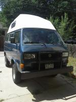 Highroof Syncro Blue