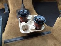 Vanagon cup holder