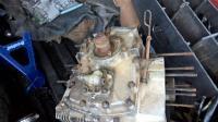 Mystery porsche engine