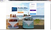 Discover Card Bus Ad
