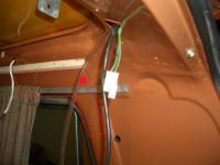 Vanagon Rear Waher Tube