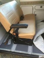 Third seat vanagon