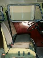 seat belts, exterior work