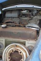 1958 Beetle Trunk - Pre-restoration