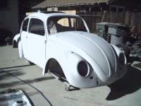 65 sunroof resto in progress