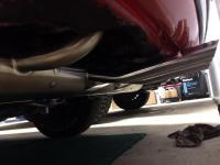 My '55 Continental with GDP stainless exhaust