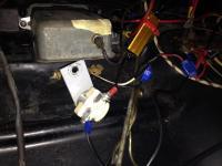 wiper circuit odd thing