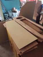 Carver Dude cabinet rebuild