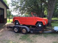 73 VW thing barn find