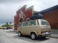 1987 VW GL Tintop - Beige