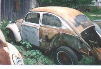 Rusty 1956 Oval