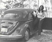 My Beetle in 1971