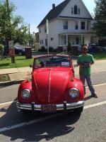 My '68 Beetle