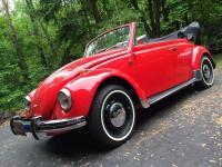 '68 Beetle Convertible
