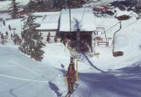 Vintage Ski Lift