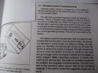 VW charging initiation, Bentley text