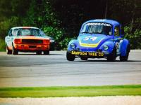 Chumpcar race at Barber