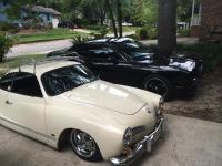 Random shots of my 66 Ghia