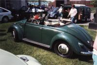 green heb, green and ivory Heb Michigan around 88-89