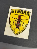 Stebro Water Slide Decal. ACME Montreal Feb 1968
