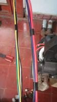 Double cab electrical system rebuild