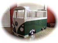 Bus Baby Crib