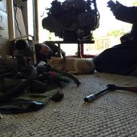 Appa Van - Engine install