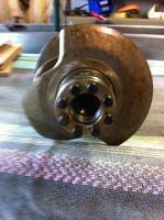 84 mm Berg Crankshaft and Carrillo Rods