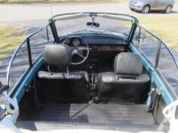 1979 Beetle Convertible interior
