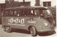 Old pictures of Finnish logoed Split bus