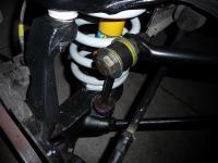 Vanagon 2WD Addco front swaybar