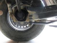 Addco rear bar - mounting location